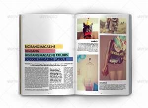 Big Bang Magazine : big bang magazine by crew55design graphicriver ~ Melissatoandfro.com Idées de Décoration