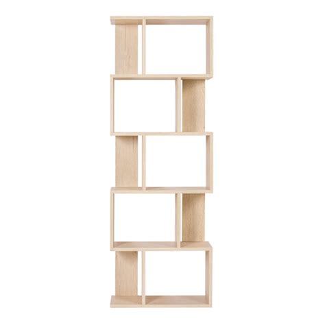 librerie ebay mobili 174 libreria scaffale 5 ripiani legno beige