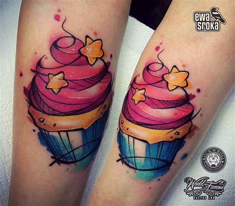 Best 20+ Cupcake Tattoos Ideas On Pinterest  Pink Ink