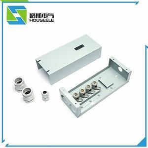 Mfb Series 35mm Cable 1pole Street Lighting Pole Metal Connection Box Metal Fuse Box