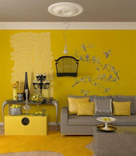 Ideen Für Wohnzimmer by 40 Moderne Wandfarben Ideen F 252 R Das Wohnzimmer