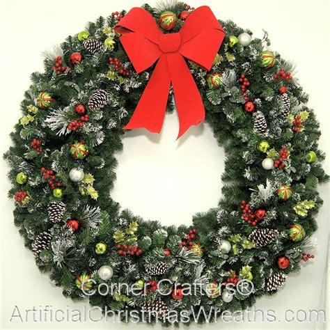 60 inch christmas magic wreath cornercrafters com 5