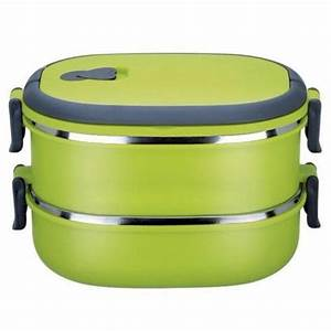 Sealing Insulated Stainless Steel Bento Lunch Box ...