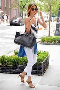 Model Style 6 Style Tricks From Miranda Kerr u2013 the lifestyle reporter