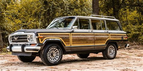 jeep grand wagoneer this is my ride 1987 jeep grand wagoneer