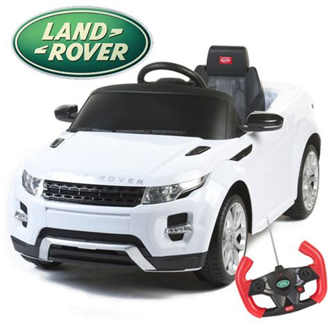 electric cars range rover