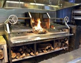 fire roasted fare heats   upscale menus articles