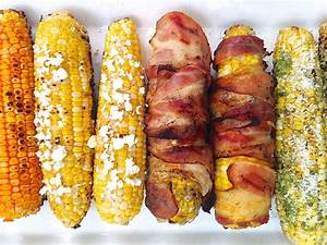 5 alternative toppings for grilled sweetcorn - Good ...