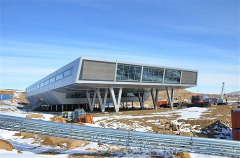 Ice Lab New Architecture And Science In Antarctica Blog