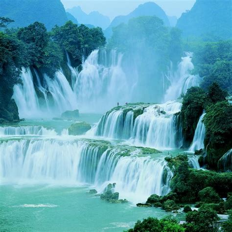Famous Waterfalls in Asia | USA Today