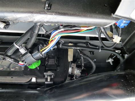 draw tite 5th wheel gooseneck wiring harness 7 pole gm