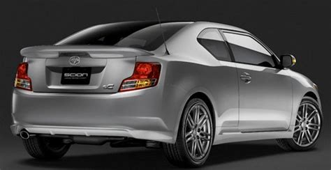 2012 Scion Tc Sports Coupe Pricing Announced