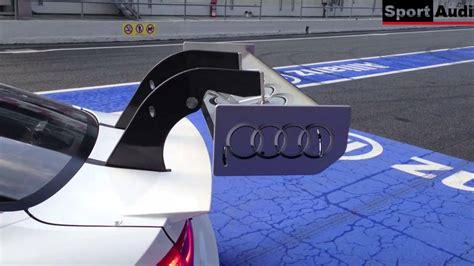 Audi Rs 5 Dtm Drs System