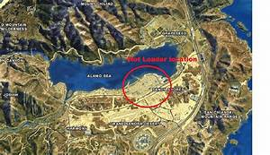 GTA FIVE(V) secret car locations ~ GTA Bear