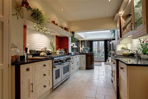 Kitchen Layout Many Doors by 10 Tips For Planning A Galley Kitchen