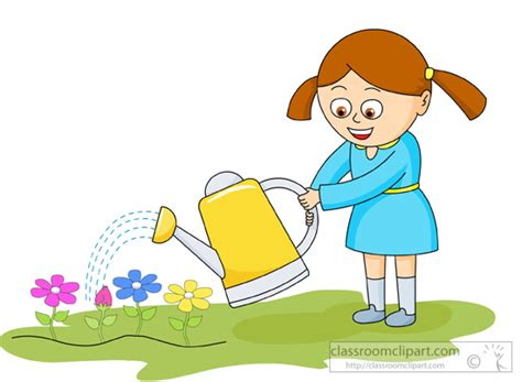Water Clipart Plant Clipart