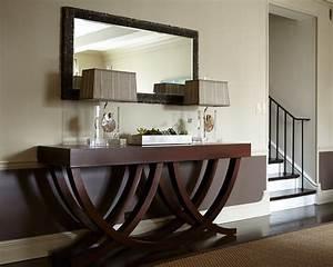 Console Table Entryway Design STABBEDINBACK Foyer Best