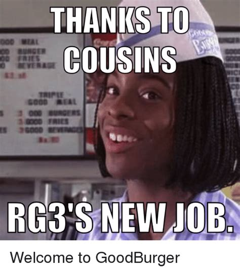 Good Burger Meme - 25 best memes about welcome to goodburger welcome to goodburger memes