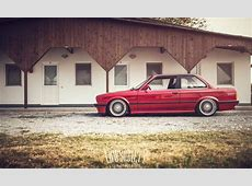Chapter Two Slammed BMW E30 Coupe