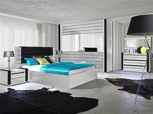 Schlafzimmer Komplett Weiß : hochglanz schlafzimmer komplett linn wei ~ Orissabook.com Haus und Dekorationen