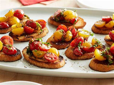 The Best Summer Appetizers  Food Network  Summer Party