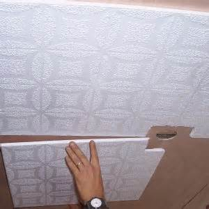 tips tricks exciting styrofoam ceiling tiles for home