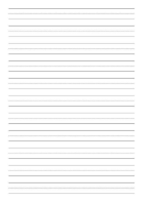 penmanship paper  eleven lines  page   sized