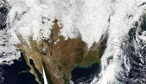 First Blizzard of the Season in the U.S. Midwest : Natural ...