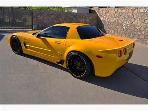 1997  2004 C5 Corvette Tpe Motorsprots Wide Body Kit