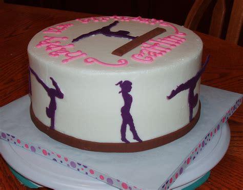 cake  gymnastics girl