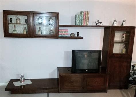 soggiorni classici in legno massello soggiorno legno massello sottocosto soggiorni a prezzi