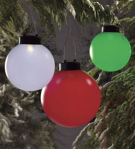 solar oversized hanging ornaments   worry