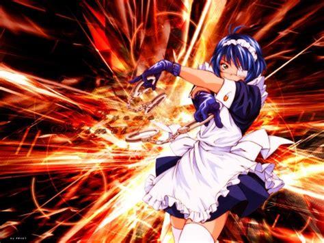 ikkitousen wallpaper legendary fighter minitokyo