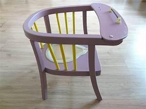 Petite Chaise Bebe 1 An : bahia la f e petite chaise de b b avec pot ~ Teatrodelosmanantiales.com Idées de Décoration