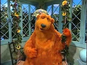 Bear Big Blue House YouTube