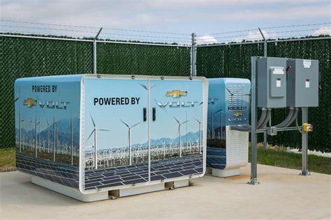 reusing electric car batteries great idea lots