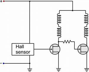 motor what exactly is the purpose of a hall sensor in a With hall effect sensor wiring
