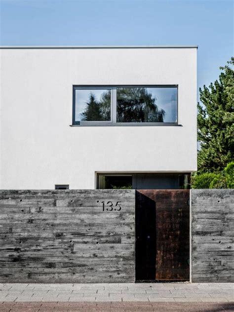 Moderne Häuser Köln by Moderne H 228 User Wohnhaus K 246 Ln Wei 223 Corneille Uedingslohmann