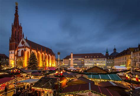wuerzburg  christmas market