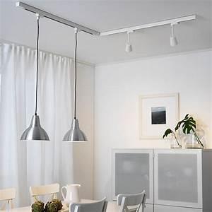Ikea Lampe Anschließen : schienenleuchten praktisch einfach gut ikea ~ A.2002-acura-tl-radio.info Haus und Dekorationen