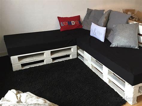 housse canapé extérieur 2 housses de canapé palette usage extérieur par une housse