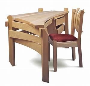 Wood Furniture Design at the galleria