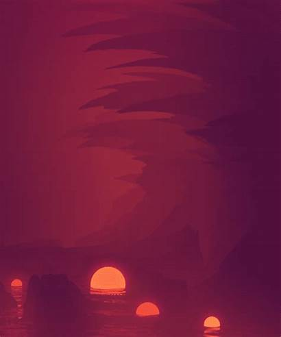 Gifs Carl Sci Fi Burton Animations Monochromatic