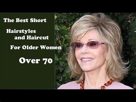 The Best 2018 Short Hairstyles and Haircut for Older Women