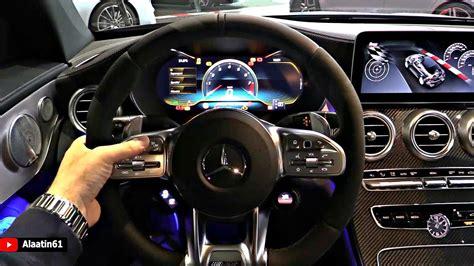 C63 Amg Interior by Mercedes C63 Amg 2019 Interior