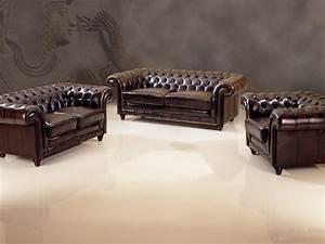 Chesterfield Sofa Glasgow : chesterfield sofagarnitur 3 2 1 glasgow ledergarnitur wohnwelten24h wohnwelten24h ~ Bigdaddyawards.com Haus und Dekorationen