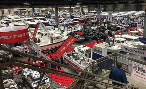 Arkansas Boat Show 2017 by Classic Boats Woody Boater Classic Boat News And