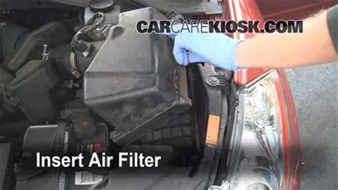 air filter     nissan murano  nissan