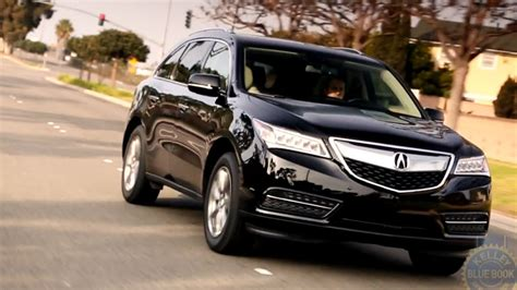 acura mdx review  road test youtube