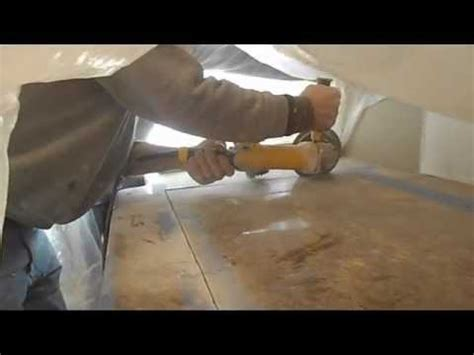 how to cut granite indoor no dust in the room
